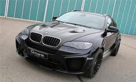 BMW X6 M Typhoon от G-Power