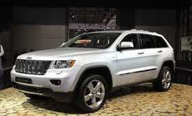 В Европе первыми, кто увидел новейший Jeep Grand Cherokee, стали россияне