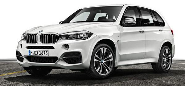 Новый BMW с X пакетом