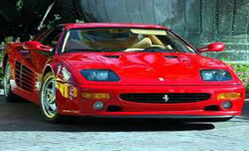 Водителя Ferrari «штрафонули» на $290 000