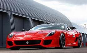 Ferrari 599 будет на 100 л.с. мощней