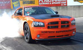Dodge Charger Speed Factory