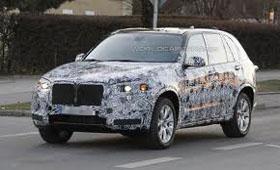 Новое поколение BMW X5 будет и спортивней и экономичней