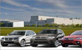 BMW инвестирует в производство на территории США $900 млн