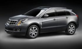 Компания Cadillac предоставляет обновленный кроссовер SRX