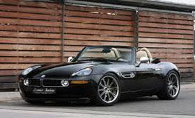 Переосмысление BMW Z8 в исполнении Ателье Senner Tuning