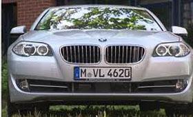 Беспилотник BMW уже примелькался на скоростном автобане