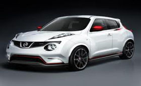 Дебют Nissan e-NV200 и Juke NISMO произойдет в Женеве