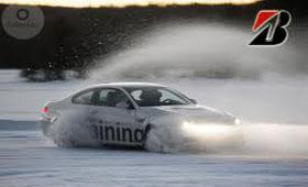 Bridgestone - партнер BMW Driving Experience