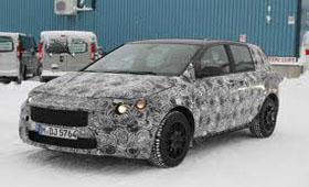 BMW 1-Series GT покажут в Париже