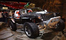 Линейка силовых установок Jeep Hurricane