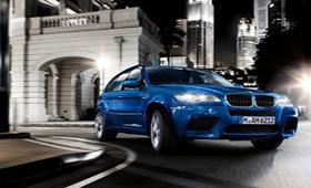 Баварцы обновили BMW X5 M