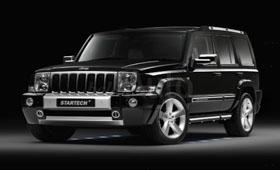 Jeep Commander в исполнении Startech