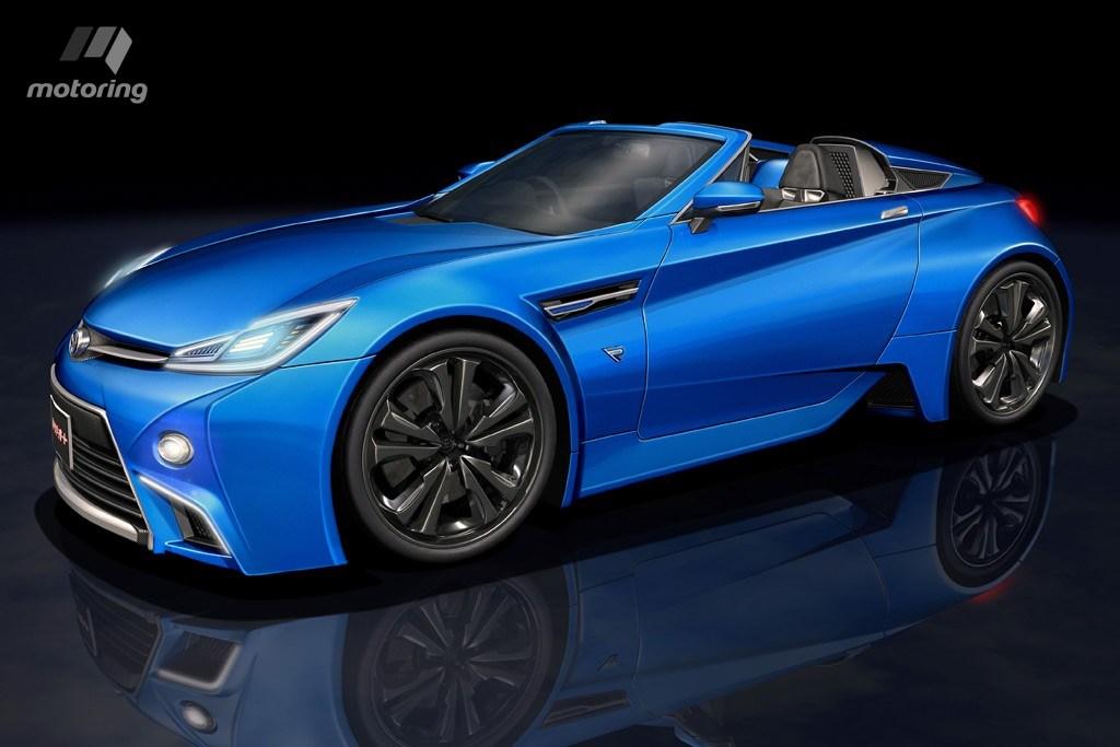 Z4 - совместный проект Toyota и BMW