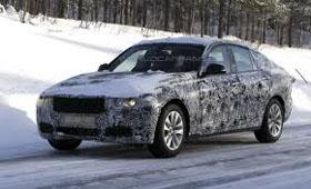 Фотошпионы заприметили BMW 3-series GT на тестах