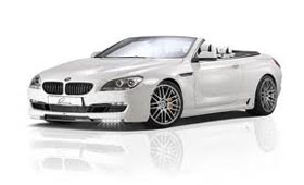 Lumma Design покажет в Женеве BMW CLR 600 GT