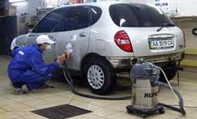 Как производится кузовной ремонт?