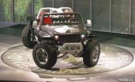 Jeep Hurricane – единственный в своем роде