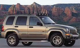 Тест-драйв Jeep Cherokee 2.8L CRD Power Tec
