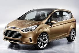 Ford B-MAX - «мечта авто дизайнера»!