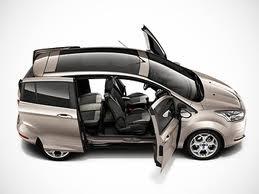 Easy Access Door System: максимальный комфорт в Ford B-MAX