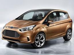 Ford B-MAX  - безопасность и комфорт превыше всего!