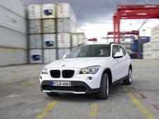 Фото BMW X1 можно увидеть в сети