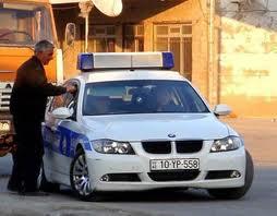 Полиция Азербайджана получила новенькие BMW