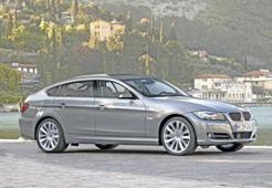 В Интернете появилась новая информация о BMW 3 GT