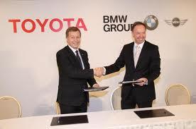 В 2014 году появится Toyota powered by BMW