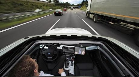 BMW создала полноценный автопилот для гражданских автомобилей