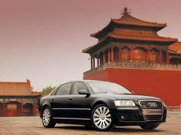 Автомобильное ограничения для китайских чиновников
