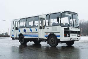 Паз - комфортный автобус для перевозок пассажиров
