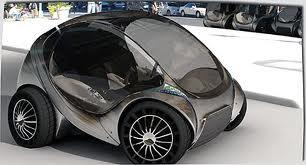 Складной автомобиль