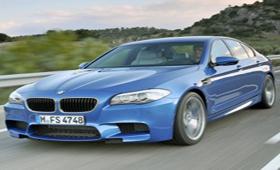 """BMW выпустит для США """"механическую"""" M5"""