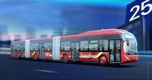 Автобус на 300 пассажиров