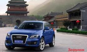 BMW, Audi и Mercedes сократили ради Китая свои рождественские каникулы