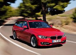BMW представила новый 3-Series Touring