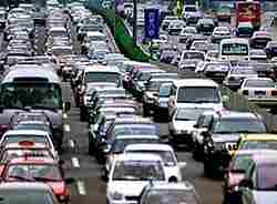 В украинской столице на пороге автомобильный кризис