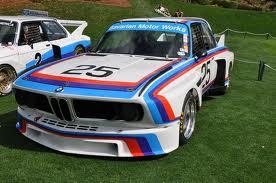 Первой гоночной модели BMW исполнилось 40 лет