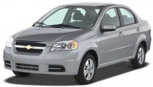 Chevrolet Aveo – жизнь полна приятных неожиданностей!
