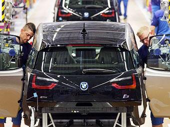 Электромобиль от BMW вышел в серийное производство