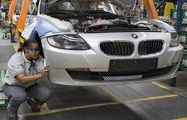 Автомобили BMW будут производиться в Китае