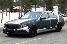 Новый Mercedes-Benz S-класса уже на подходе