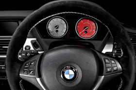 Внутри BMW X5 5S Kahn Design