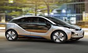 BMW привезла в Лос-Анджелес i3 и i8
