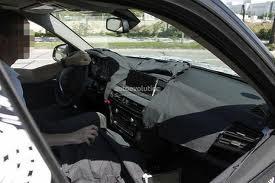 Фотошпионы заглянули внутрь нового BMW X5