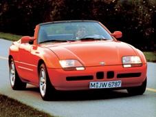 Автомобиль BMW Z1 прожил уже четверть века