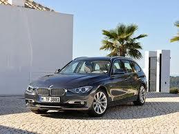 BMW добавила к третьей серии и универсал