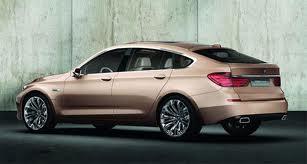 Хэтчбек BMW 5-Series GT будет еще мощней